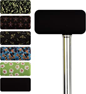 Cane Pad Cover Universal T-Handle Walking Grip Accessories for Unisex
