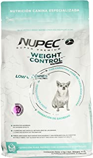 Nupec Alimento Seco para Perro Raza Pequeña Weight Control, 2 kg, 1 Pack
