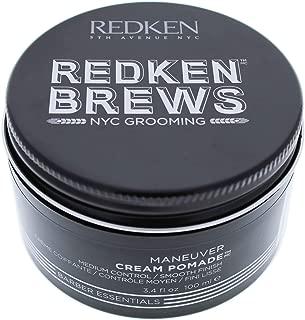 Redken Brews Maneuver Cream Pomade 3.4 oz