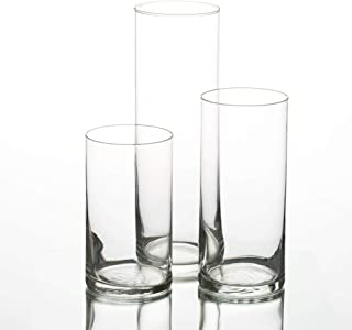 Best cylinder candle holders bulk Reviews