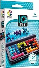 Smartgames - SG 423 - Jeu de Société - IQ-Fit - 120 Défis