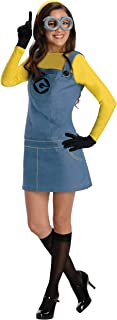 Women's Despicable Me 2 Minion Costume with Accessories