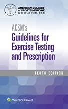 ACSM Guidelines 10e Spiral and Health Related Physical Fitness Assessment 5e Package