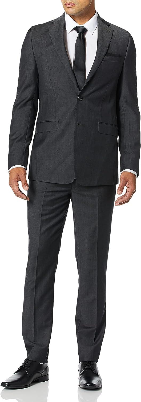 DKNY Men's Downtown Skinny Suit