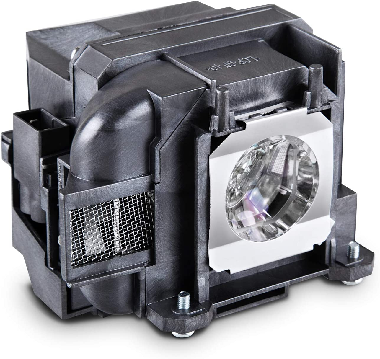 OMAIC V13H010L78 Projector Lamp for Epson ELPLP78 PowerLite Home Cinema 2030 2040 2045 2000 725HD 730HD 740HD VS230 VS330 VS335W EB-X18 EB-X24 EH-TW5100 TW5200 TW490 TW570 Projector Replacement Bulb