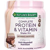 Natures Bounty Complete Protein & Vitamin Shake w/Collagen & Fiber Deals