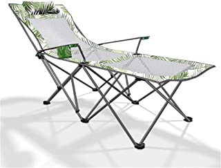 Recliner Sunbed Lounge Chair Folding Lunch Break Single Bed 170 * 87 * 70cm, 100 Kg Max. Outdoor Folding Chairs Office Fol...