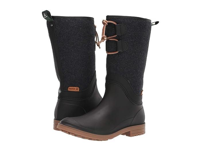 Kamik  Abigail (Black) Womens Boots