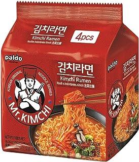 comprar comparacion Paldo Mr. Kimchi Kimchi Ramen 115 g (4 unidades)