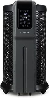 Klarstein Datscha Digital Black Edition - Calefactor