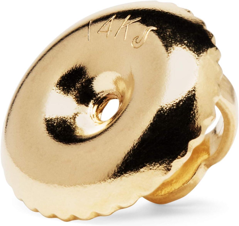 2. Everyday Elegance 14K Solid Gold