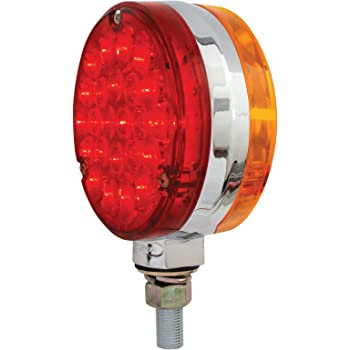 Grand General 78373 Red Sealed 6-LED Marker Light