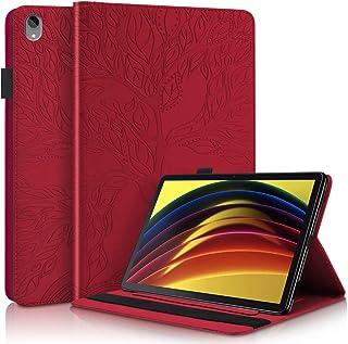 CRABOT Verenigbaar iPad Pro 11 Inch 2020&iPad Pro 11 Inch 2018 Tablet Case Hoes Met kaartsleuf Portemonnee Automatisch Sla...