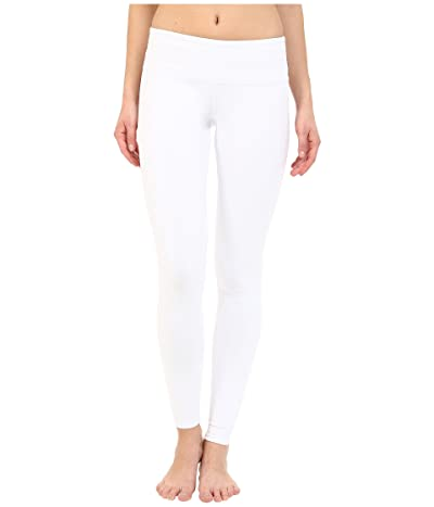 ALO Airbrushed Legging (White) Women