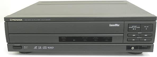 Pioneer LaserDisc CD CDV LD Player CLD-V2400 Commercial Audio Video
