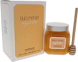 Laura Mercier Laura Mercier Creme Brulee Honey Bath for Women 12 oz Shower Cream, 300 ml