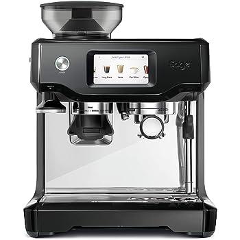 SAGE SES880BTR the Barista Touch, Cafetera espresso, Cappuccinatore, 15 Bar, negro: Amazon.es: Hogar
