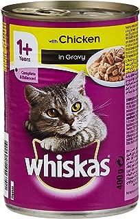 Whiskas Mince Chicken Cat Food - 400g