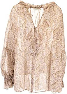 ETRO Luxury Fashion Womens 1362343690990 Beige Blouse |