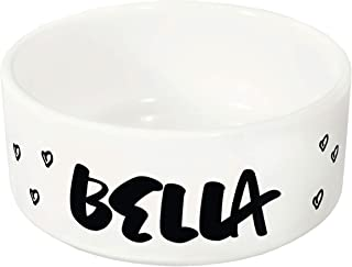 USA Custom Gifts Personalized Pet Bowl with Your Pet's Name - Pet Bowl for Your Dog, Cat, Small Animals, Puppy or Kitten- 6