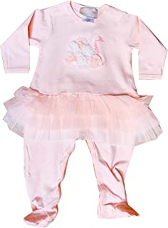 Biscotti Baby Girls Rompers