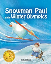 SNOWMAN PAUL at the WINTER OLYMPICS
