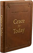 Grace for Today: One Minute Devotions (LuxLeather)