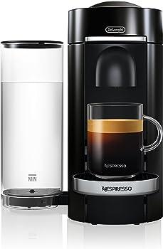 Nespresso VertuoPlus Deluxe Coffee and Espresso Maker by De'Longhi