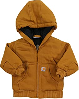carhartt little boys active jacket