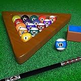 mesa de billar pool ilimitado torneo 8-ball: golpear la pelo