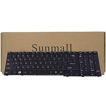 L755-S5308 L755-S5351 Notebook Plus Coaster L755-S5306 HQRP Keyboard for Toshiba Satellite L755-S5282 L755-S5311 L755-S5350 L755-S5349