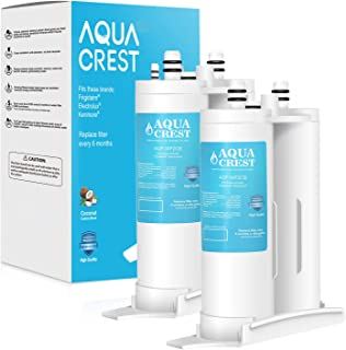 AQUACREST Replacement for WF2CB, PureSource2, NGFC2000, FC100, 1004-42-FA, Kenmore 9916, 469911, 469916 Refrigerator Water...