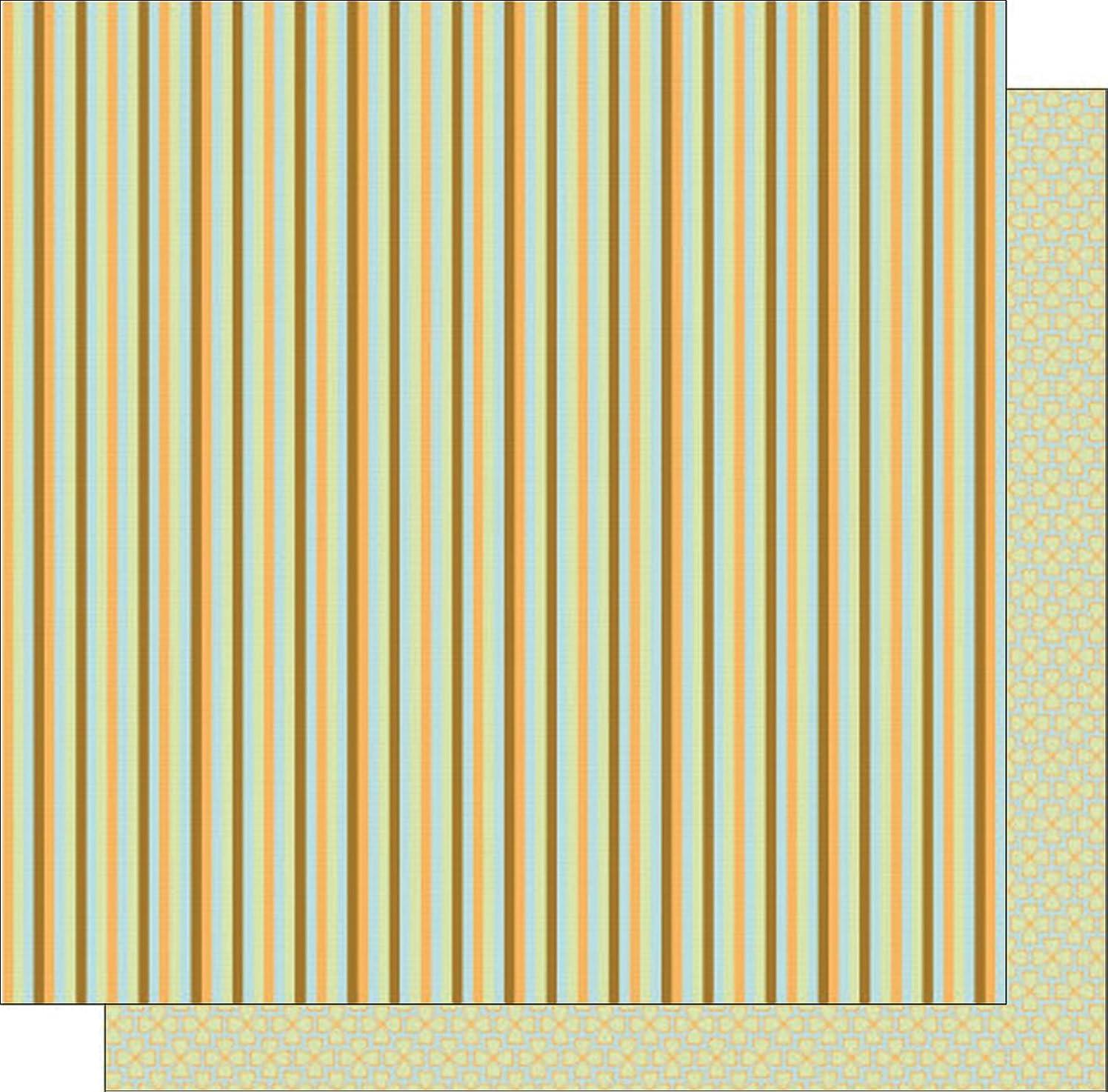 Best Creations CLR Safari Boy Thin Stripe Glitter Paper Multipack
