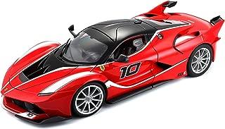 Bburago B18-16010 Ferrari FXX-K Diecast Model Kit, 1:18 Scale