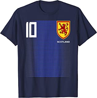 Scotland Scottish Soccer Jersey Shirt