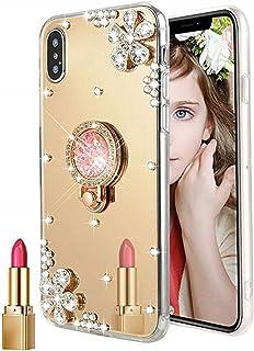 cover iphone 6 specchio rosa