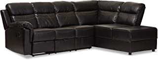 Best baxton studio sectional by wholesale interiors Reviews