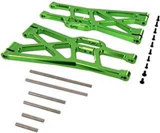 Alloy Front/Rear Lower Arm | Green Replacement for TraxxasX-Maxx Part 7730 and 7731 by Atomik