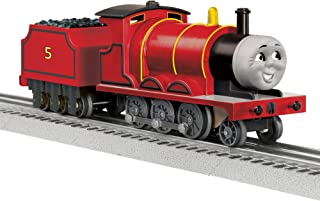 Lionel Trains - Thomas & Friends James with LC Remote System &Bluetooth, O Gauge