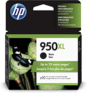 HP 950XL | Ink Cartridge | Black | CN045AN