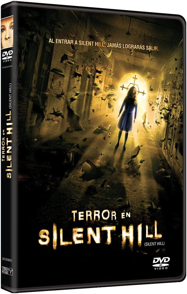 Terror En Silent Hill Radha Mitchell Laurie Holden Sean Bean Christophe Gans Don Carmody Samuel Hadida Amazon Com Mx Peliculas Y Series De Tv