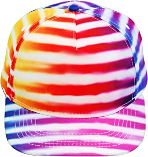 Billy Hoyle Tie Dye Snapback Hat