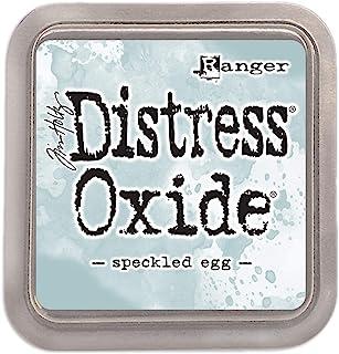 RANGER INDUSTRIES Tim Holtz 'Distress Oxide' jajko nakrapiane, 7,5 x 7,5 cm