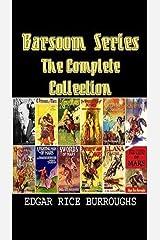 Barsoom Series Collection (Barsoom #1-11) Kindle Edition