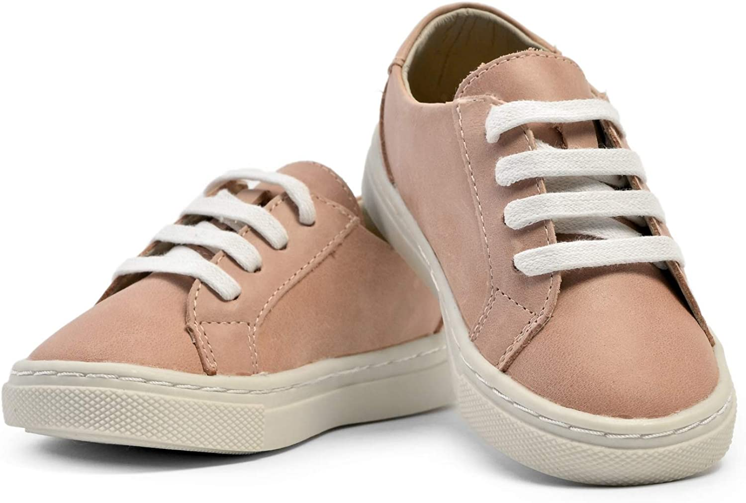 Piper Finn Award-winning store Top Grain Leather Low Sneakers Nonskid Rubber Large special price Sol