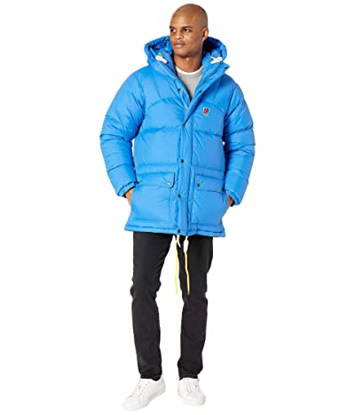 Fjallraven Expedition Down Jacket (UN Blue) Men