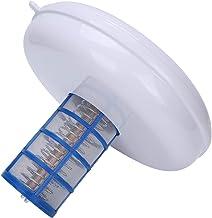 Omabeta Purificador de Piscina de energía Solar fácil de Usar Purificador de Agua de Piscina Buen Efecto de Limpieza Ionizador de Piscina para Estanque Exterior Fuente de SPA