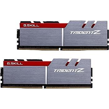 G.Skill 16GB DDR4 16GB DDR4 3200MHz memory module - memory modules (DDR4, PC/server, 2 x 8 GB, Grey, Black, Red)