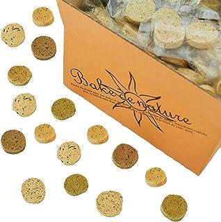 ベイク・ド・ナチュレ 豆乳おからクッキー (ティー シリーズ) [ 5種類 詰め合わせ / 1kg ] ダイエット クッキー グルテンフリー 茶葉フレーバー (個包装)