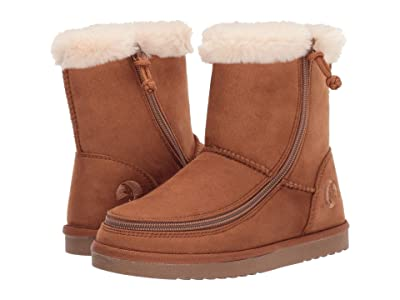 BILLY Footwear Kids Cozy Boot (Little Kid/Big Kid) (Chestnut) Kids Shoes
